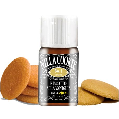 Nilla Cookie Dreamods N. 1 Aroma Concentrato 10 ml