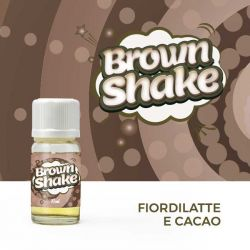 Brown Shake Super Flavor Aroma Concentrato