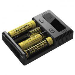 Nitecore Caricabatterie Intelligente NEW I4