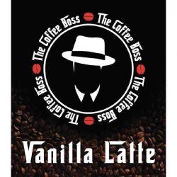 Vanilla Latte Liquido Scomposto The Coffee Boss Aroma Concentrato
