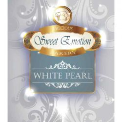 White Pearl di Sweet Emotion Precious Bakery - Liquido Mix e Vape 25 ml