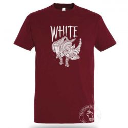 T-Shirt White Rhino