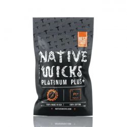 Native Wicks Cotton Platinum Plus