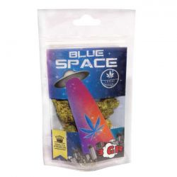 Blue Space Legal Weed Cannabis Light 1,5 gr