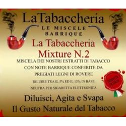Miscele Barrique Mixture N°2 La Tabaccheria Aroma Concentrato