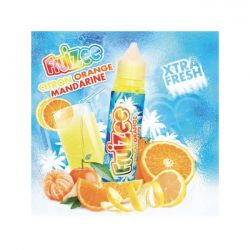 Fruizee Lemon Orange Mandarin di Eliquid France Aroma Shot Series Liquido Scomposto per Sigarette Elettroniche
