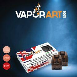 Minifit Pod JustFog VaporArt British Tobacco - 2 Pezzi