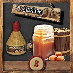 La Smorfia XXL N.3 Aroma King Liquid da 30ml Liquido Scomposto