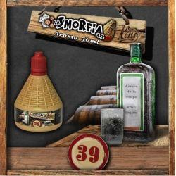 La Smorfia XXL N.39 Aroma King Liquid da 30ml Liquido Scomposto