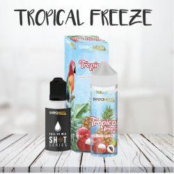 Tropical Freeze di Svaponext Aroma da 20 ml Liquido Scomposto per Sigarette Elettroniche