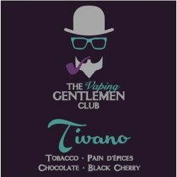 Tivano Aroma di The Vaping Gentlemen Club Liquido Concentrato