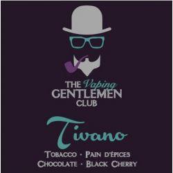 Tivano Aroma di The Vaping Gentlemen Club Liquido Concentrato