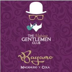 Bayamo Aroma di The Vaping Gentlemen Club Liquido Concentrato