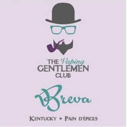 Breva Aroma di The Vaping Gentlemen Club Liquido Concentrato