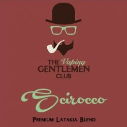 Scirocco Aroma di The Vaping Gentlemen Club Liquido Concentrato