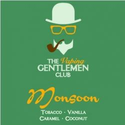 Monsoon Aroma di The Vaping Gentlemen Club Liquido Concentrato
