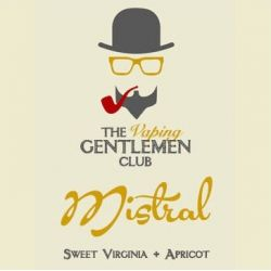 Mistral Aroma di The Vaping Gentlemen Club Liquido Concentrato
