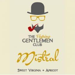Mistral Aroma di The Vaping Gentlemen Club Liquido Concentrato