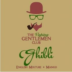 Ghibli Aroma di The Vaping Gentlemen Club Liquido Concentrato