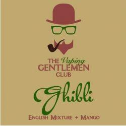 Ghibli Aroma di The Vaping Gentlemen Club Liquido Concentrato
