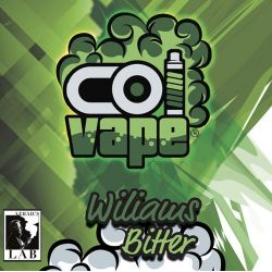 Williams Bitter Liquido Scomposto di Coi Vape Aroma 20 ml