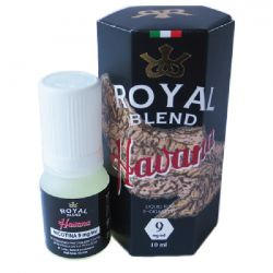 Tabacco Havana Royal Blend Liquido Pronto da 10ml
