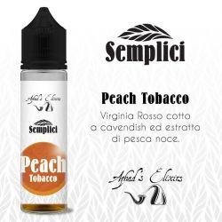 Peach Tobacco Aroma Azhad's Elixirs Liquido Scomposto da 20ml