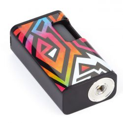 Wismec Luxotic Surface Box Mod Batteria BF Squonk Bottom Feeder
