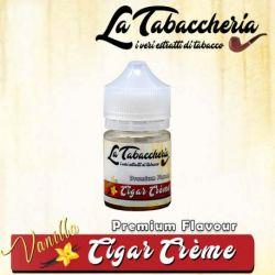 Cigar Crème Vanilla Liquido Scomposto La Tabaccheria Aroma 20ml
