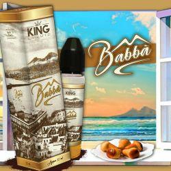 Babbà Aroma Scomposto King Liquid Liquido da 20ml