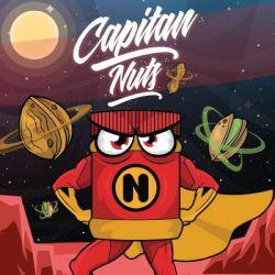 Capitan Nuts Liquido Scomposto Shake 'N' Vape Aroma Concentrato