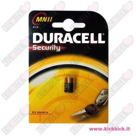 Duracell MN11 - A11 Pila 6V Alcalina per Telecomandi - Blister 1 Batteria