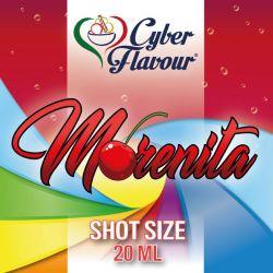 Morenita Aroma Cyber Flavour Liquido Scomposto da 20ml