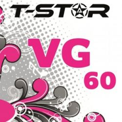 Full VG 60 ml Glicerina Vegetale T-Star da 60ml in flacone da 115ml