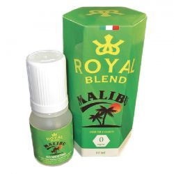 Malibù Royal Blend Liquido Pronto da 10ml