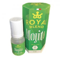 Mojito Royal Blend Liquido Pronto da 10ml