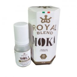 Moka Royal Blend Liquido Pronto da 10ml