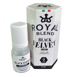 Black Velvet Royal Blend Liquido Pronto da 10ml