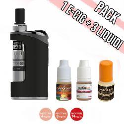 Pack per Iniziare con Kit JustFog Compact 14 e 3 liquidi pronti Vaporart