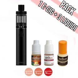 Pack per Iniziare con Kit JustFog Fog1 e 3 liquidi pronti Vaporart
