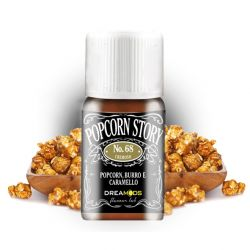 Popcorn Story Dreamods N. 68 Aroma Concentrato 10 ml