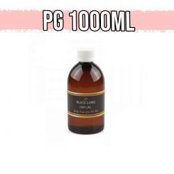 Glicole Propilenico Pink Mule Black Label 100% Full PG Base 1 Litro