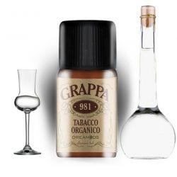 Grappa Dreamods N. 981 Aroma Concentrato al Tabacco Organico