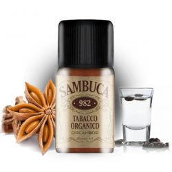 Sambuca Dreamods N. 982 Aroma Concentrato al Tabacco Organico