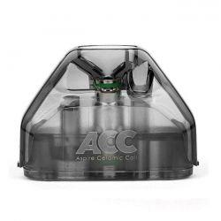 Pod Aspire Ceramic AVP Kit AIO Cartuccia Ricambio da 2ml con Resistenza da 1,3ohm - 2 Pezzi