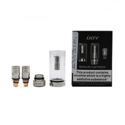 Mercury Pod iJoy da 2 ml con 2 Resistenze Head Coil
