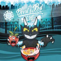 Devil's Red Cup Ice Liquido Scomposto Shake 'N' Vape Aroma da 20ml