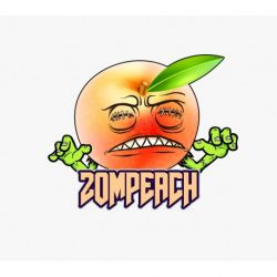 Zompeach aroma Flavor & Flavor Liquido Scomposto da 20ml