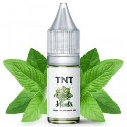 Menta Aroma TNT Vape Linea Natural Liquido Concentrato da 10 ml