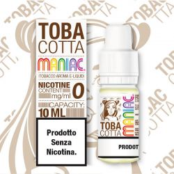 Tobacotta Maniac Liquido Pronto 10ml